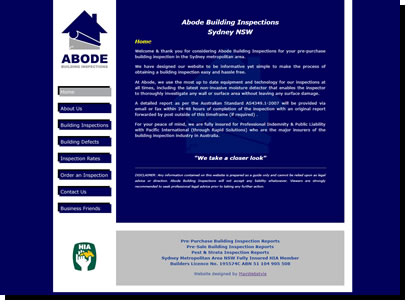 Abode Building Inspections