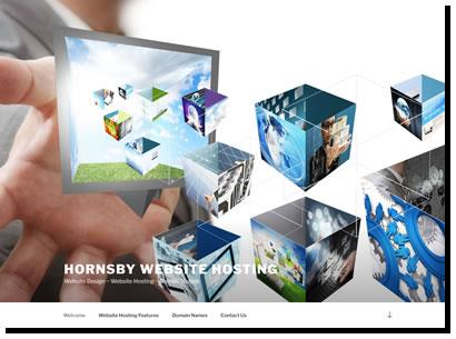 Hornsby Website Hosting